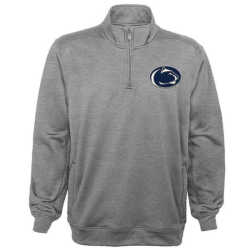 Penn State Gray Performance Quarter Zip Nittany Lions (PSU)