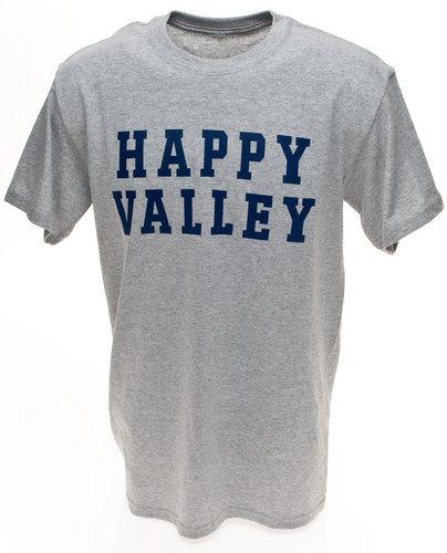 Penn State Happy Valley Gray T-shirt Nittany Lions (PSU) 017PSU