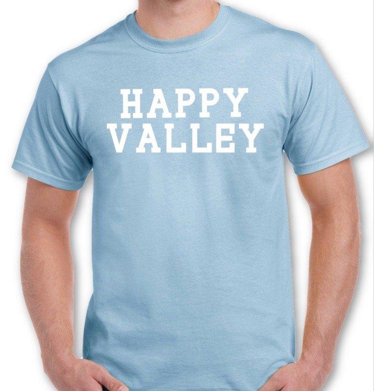 54af54e31 Happy Valley Light Blue T-Shirt. $9.99. $8.99. Strideline Penn State ...
