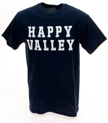 Penn State Happy Valley Navy T-shirt Nittany Lions (PSU) 005PSU