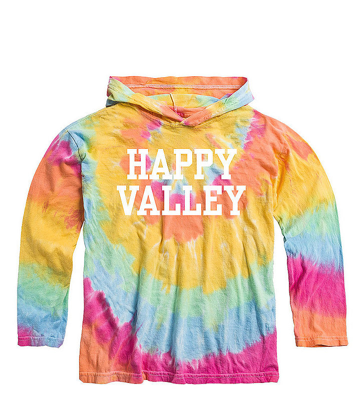 Penn State Happy Valley Youth Tie Dye Hooded Long Sleeve Nittany Lions (PSU)