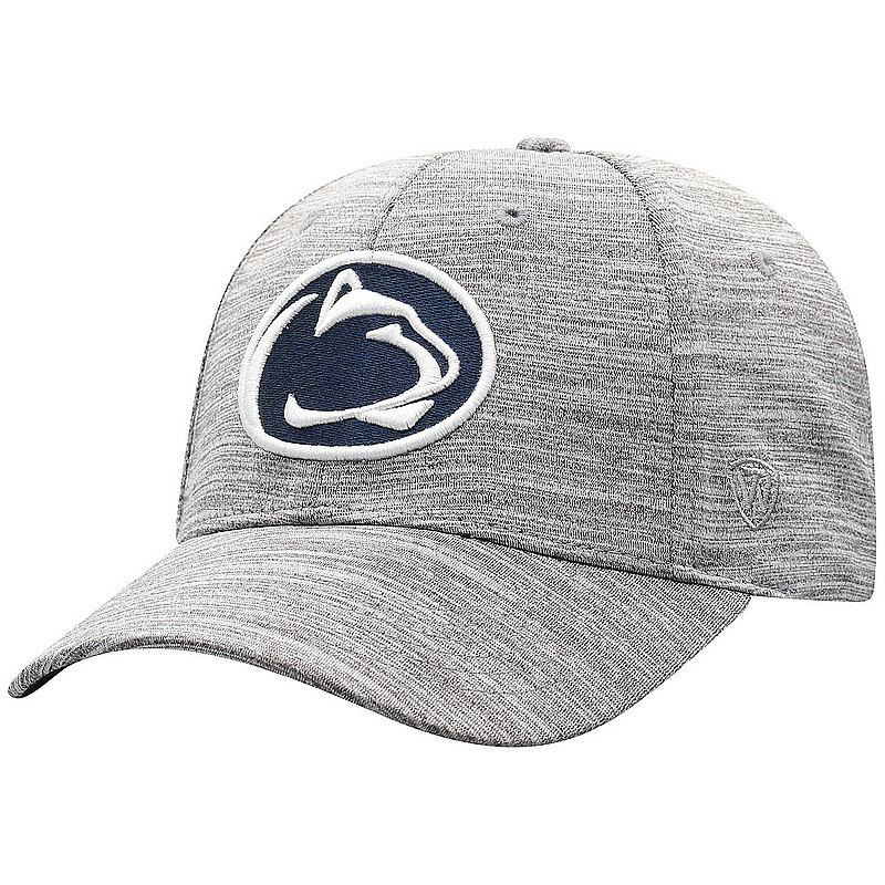 Penn State Heather Grey Static Performance Hat