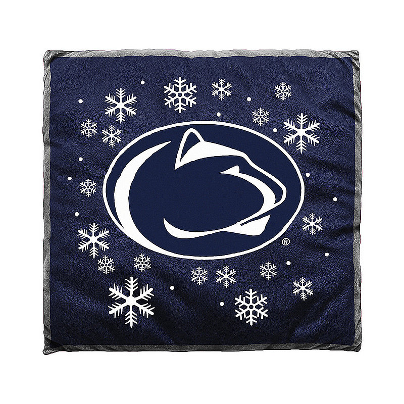 Penn State Holiday Cheer Pillow Nittany Lions (PSU)