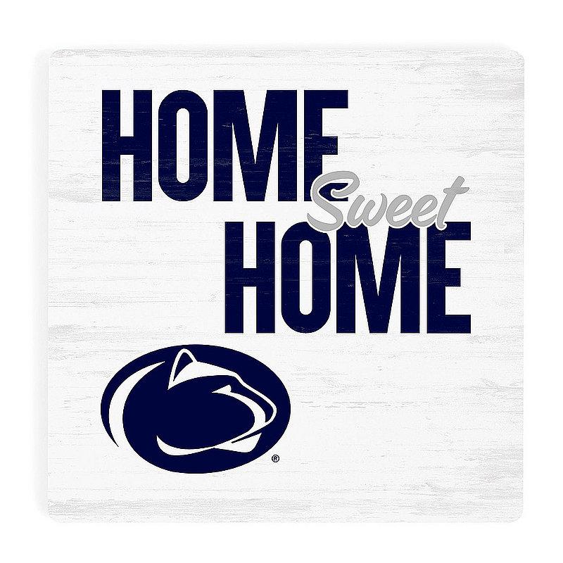 Penn State Home Sweet Home Single Ceramic Coaster Nittany Lions (PSU)