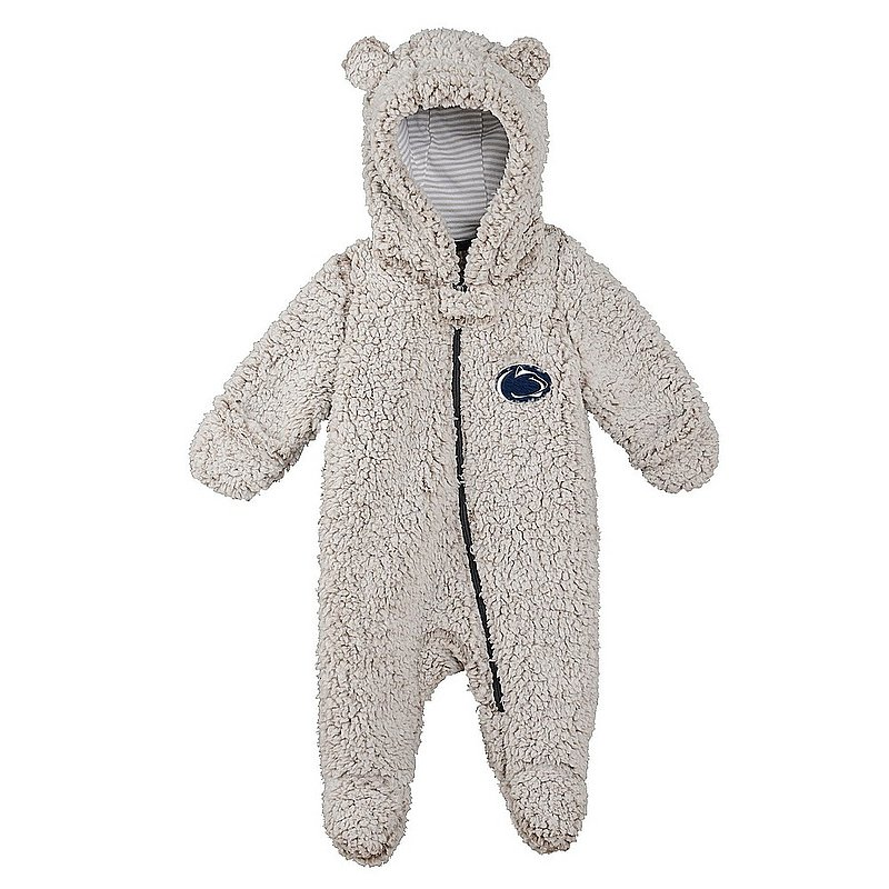 Penn State Infant Nittany Lion Sherpa Bunting Nittany Lions (PSU)
