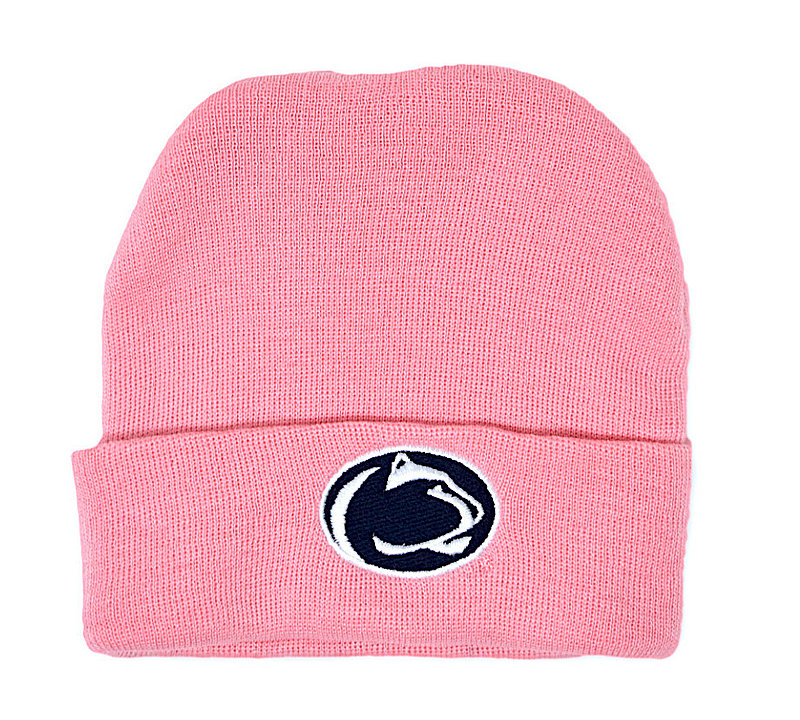 Penn State Infant Winter Hat Pink Nittany Lions (PSU)