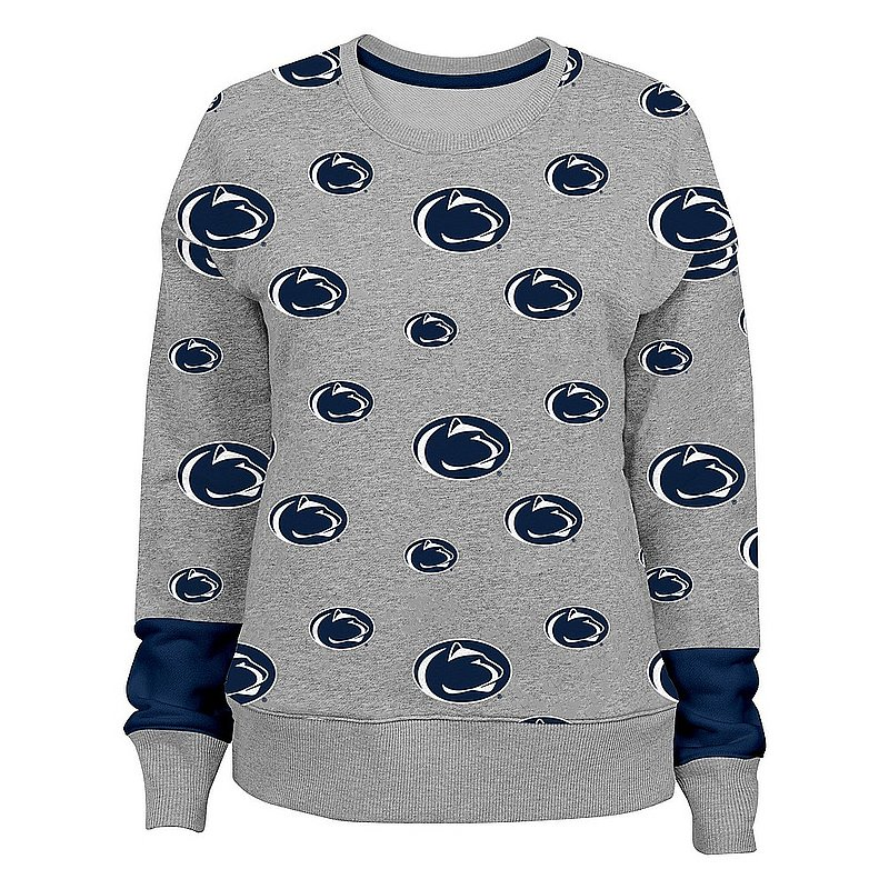 Penn State Juniors Team Fan Pullover Crew Nittany Lions (PSU)