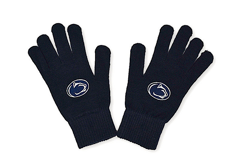 Penn State Knit Gloves Navy Nittany Lions (PSU)
