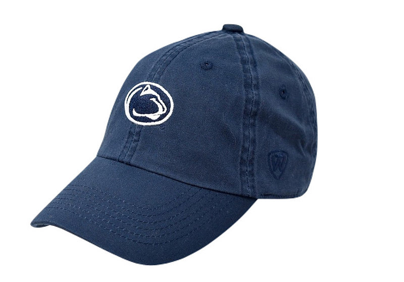 Penn State Ladies Small Navy Lion Head Logo Hat Nittany Lions (PSU)