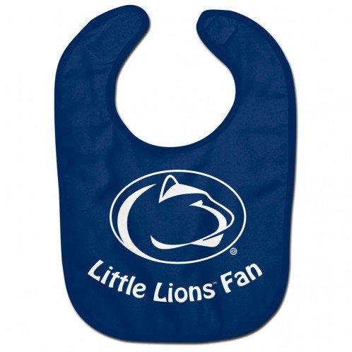 Penn State Little Lions Fan Baby Bib Nittany Lions (PSU)