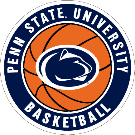 "Penn State Magnet PSU Basketball - 4"" Nittany Lions (PSU) PSU047"