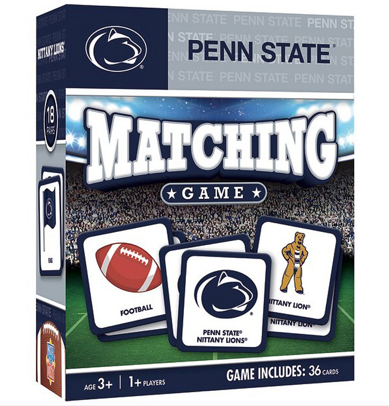 Penn State Matching Game Nittany Lions (PSU)