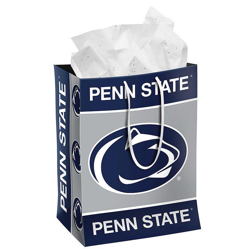 Penn State Medium Gift Bag Nittany Lions Psu