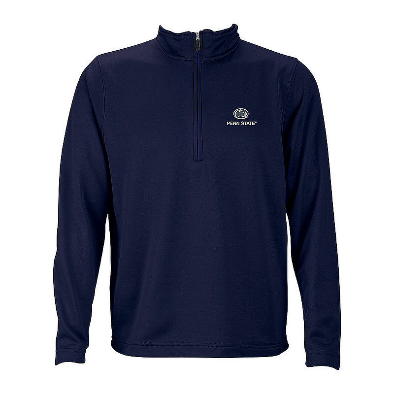 Penn State Men's Micro-Fleece Quarter Zip Pullover Nittany Lions (PSU)