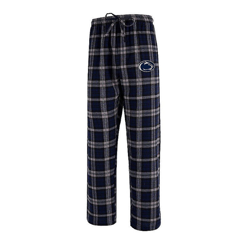 Penn State Mens Navy Flannel Pants Nittany Lions (PSU)