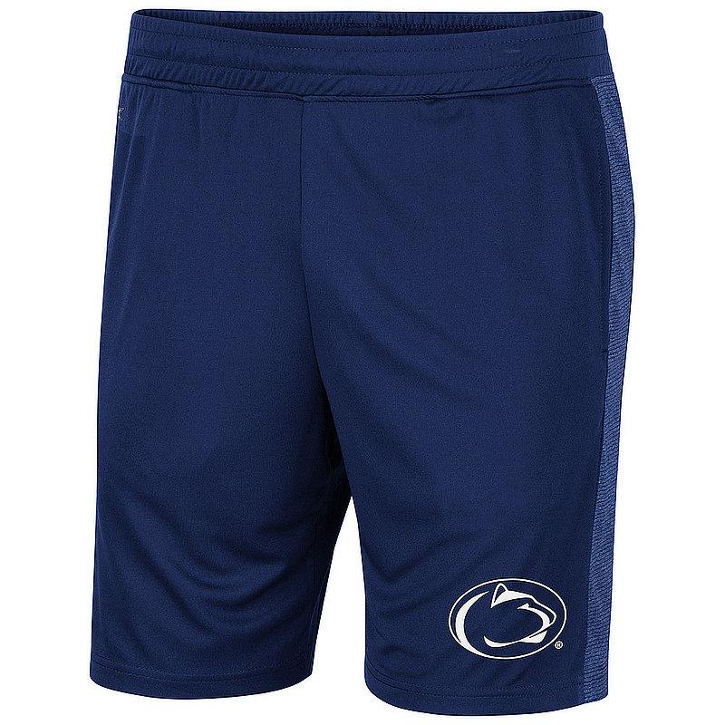 Penn State Mens Navy Literally Performance Shorts