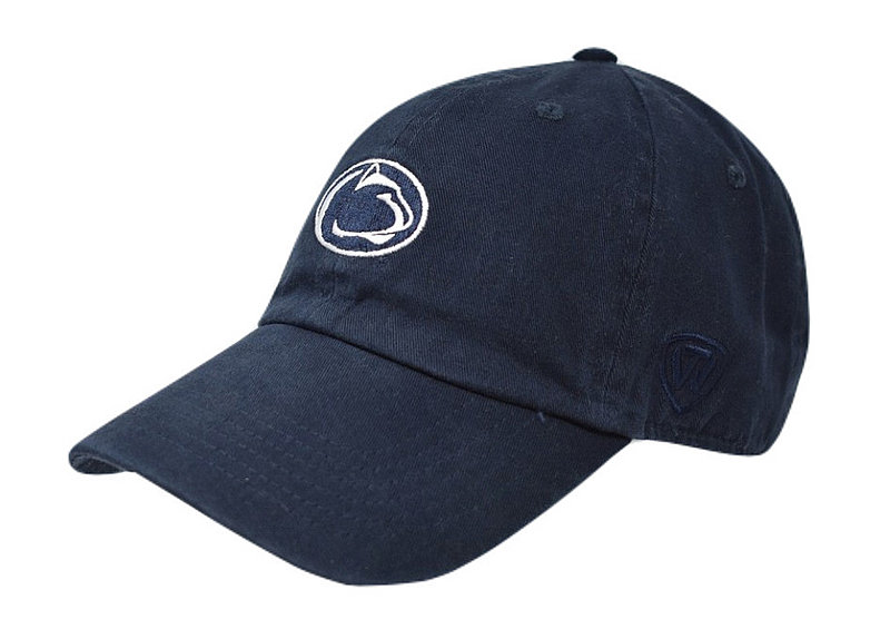 Penn State Mens Navy Small Lion Head Logo Hat Nittany Lions (PSU)