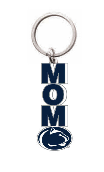 Penn State Mom Keychain Nittany Lions (PSU)