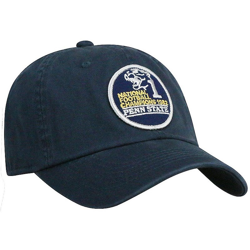 Penn State National Football Champions Navy Hat Nittany Lions (PSU)