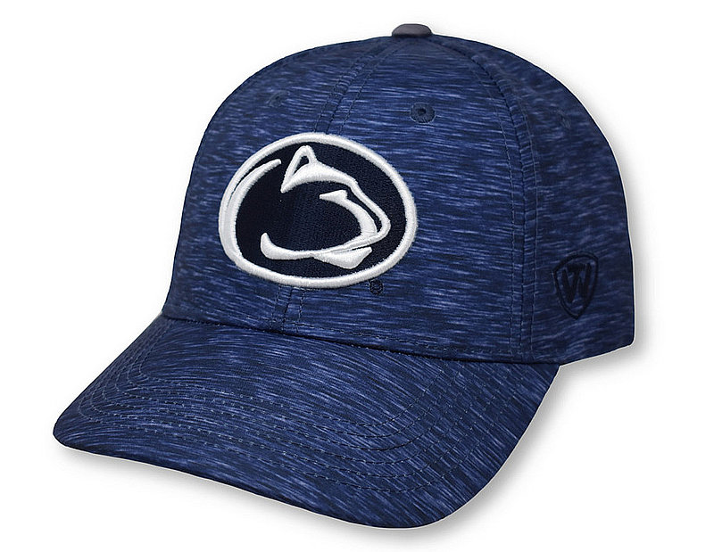 Penn State Navy Static Performance Hat Nittany Lions (PSU)