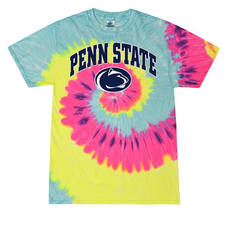 Penn State Neon Blast Tie Dye Tee� Nittany Lions (PSU)