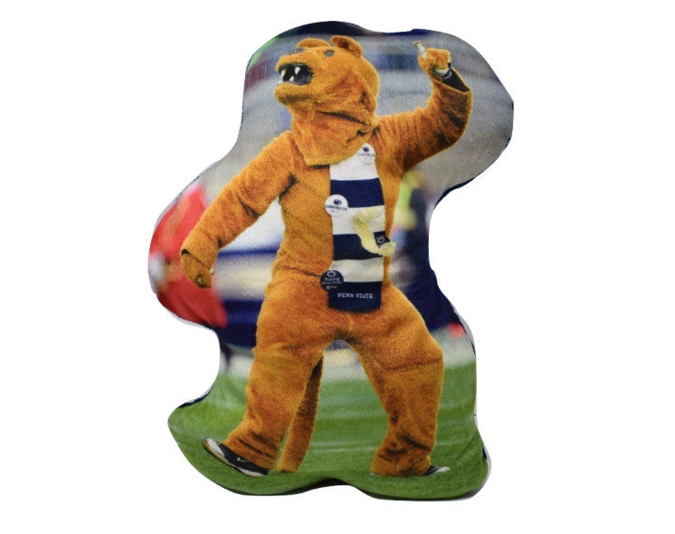 Penn State Nittany Lion Mascot Pillow Nittany Lions (PSU)