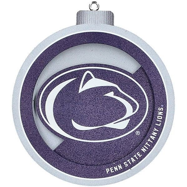 Penn State Nittany Lions 3D Logo Ornament Nittany Lions (PSU)