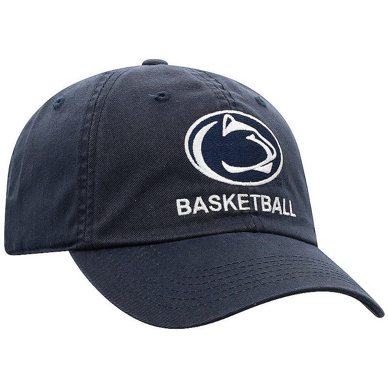 Penn State Nittany Lions Basketball Hat Navy Nittany Lions (PSU)