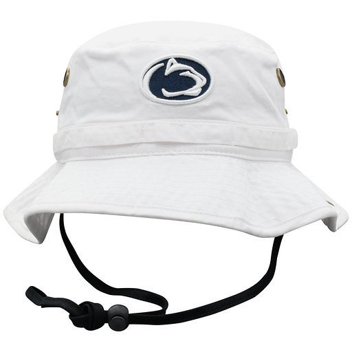 Penn State Nittany Lions Bucket Hat White Nittany Lions (PSU)