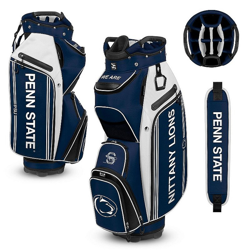 Penn State Nittany Lions Bucket III Cooler Cart Bag Nittany Lions (PSU)