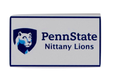 Penn State Nittany Lions Button Magnet Nittany Lions (PSU)