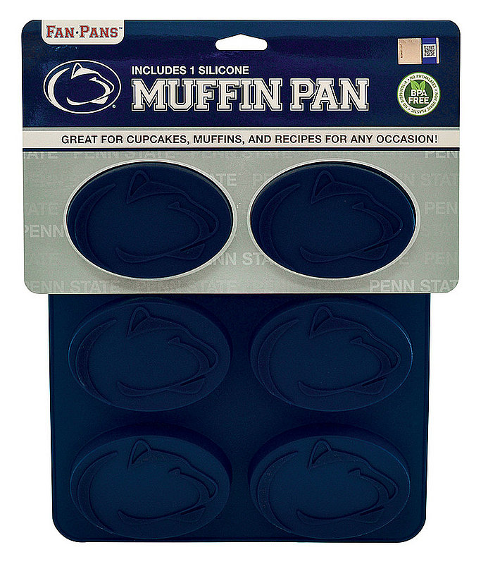 Penn State Nittany Lions Cupcake & Muffin Pan Nittany Lions (PSU)
