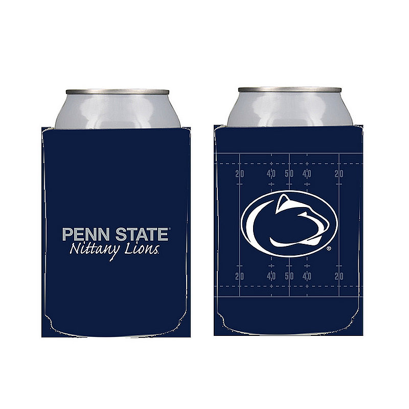 Penn State Nittany Lions Field Can Hugger Koozie Nittany Lions (PSU)
