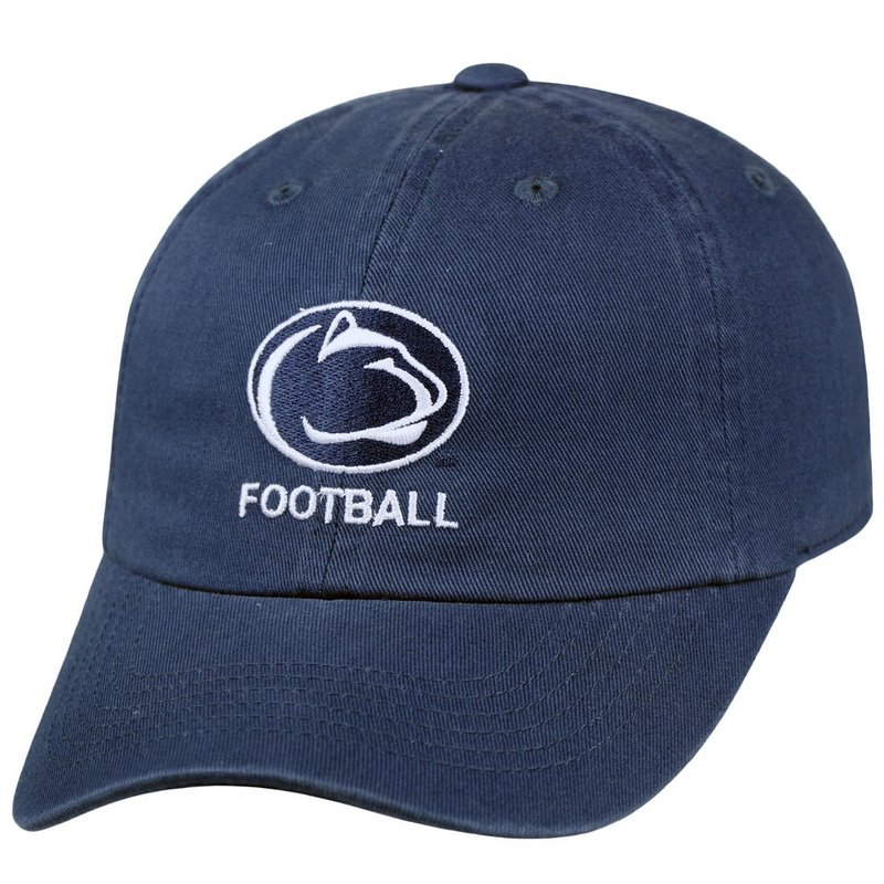 Penn State Nittany Lions Football Hat Navy Nittany Lions (PSU)