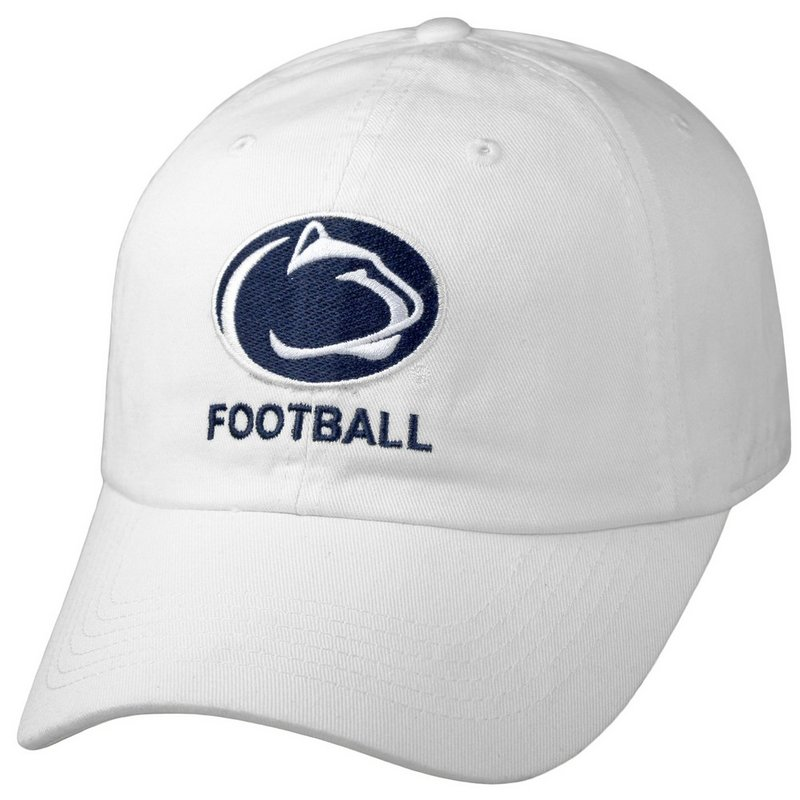 Penn State Nittany Lions Football Hat White