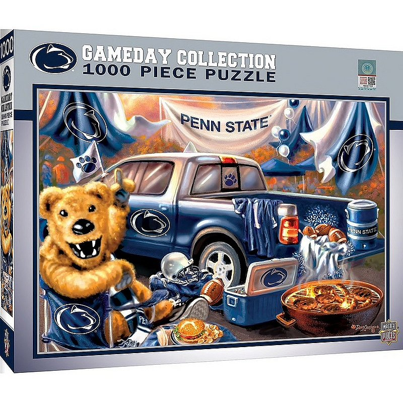 Penn State Nittany Lions Gameday 1,000 Piece Puzzle Nittany Lions (PSU)