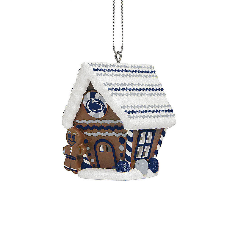 Penn State Nittany Lions Gingerbread House Ornament