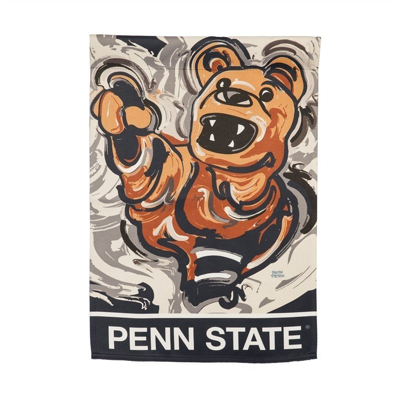 Penn State Nittany Lions Mascot Flag Nittany Lions (PSU)