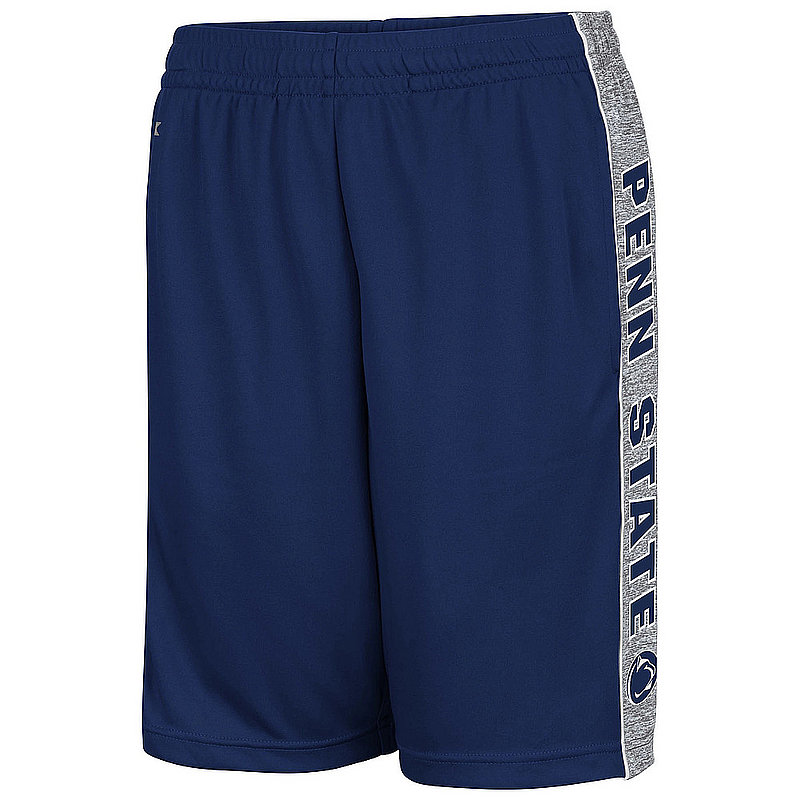 Penn State Nittany Lions Mens Broath Navy Shorts