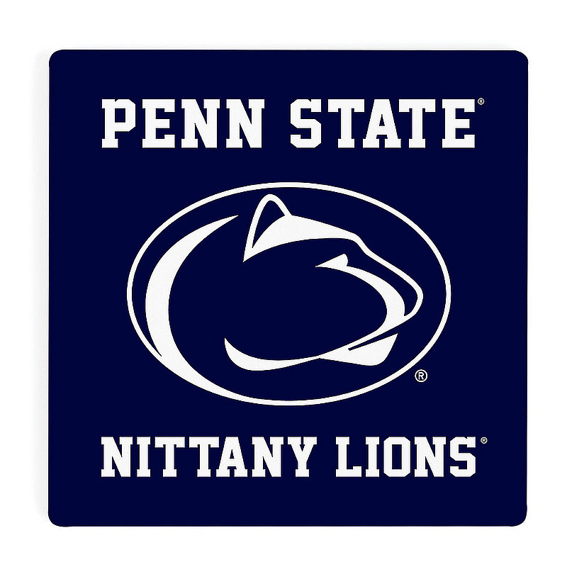 Penn State Nittany Lions Navy Single Ceramic Coaster Nittany Lions (PSU)