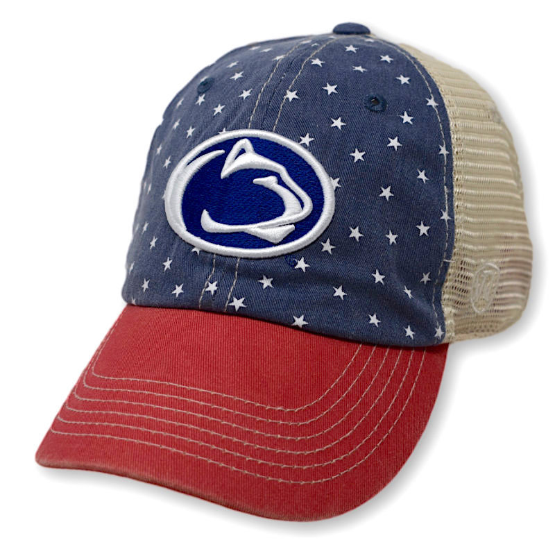 Penn State Nittany Lions Patriotic Hat Nittany Lions (PSU)
