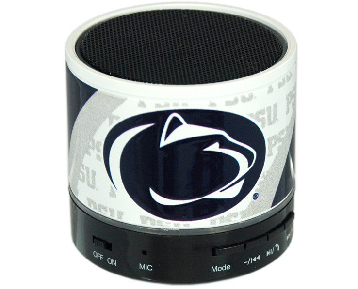 Penn State Nittany Lions Portable Bluetooth Mini Speaker Nittany Lions (PSU)