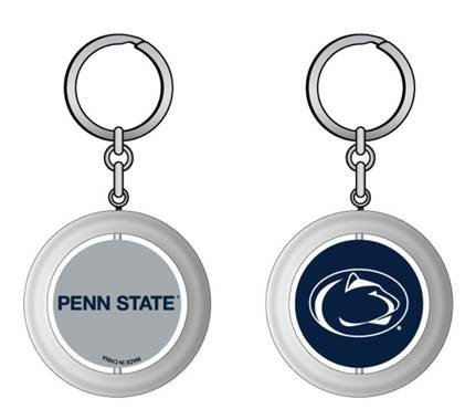 Penn State Nittany Lions Spinner Keychain Nittany Lions (PSU)