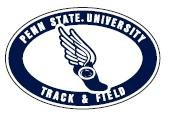 Penn State Nittany Lions Track And Field Magnet Nittany Lions (PSU) PSU113