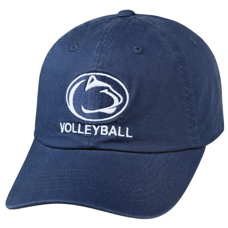 Penn State Nittany Lions Volleyball Hat Navy Nittany Lions (PSU)