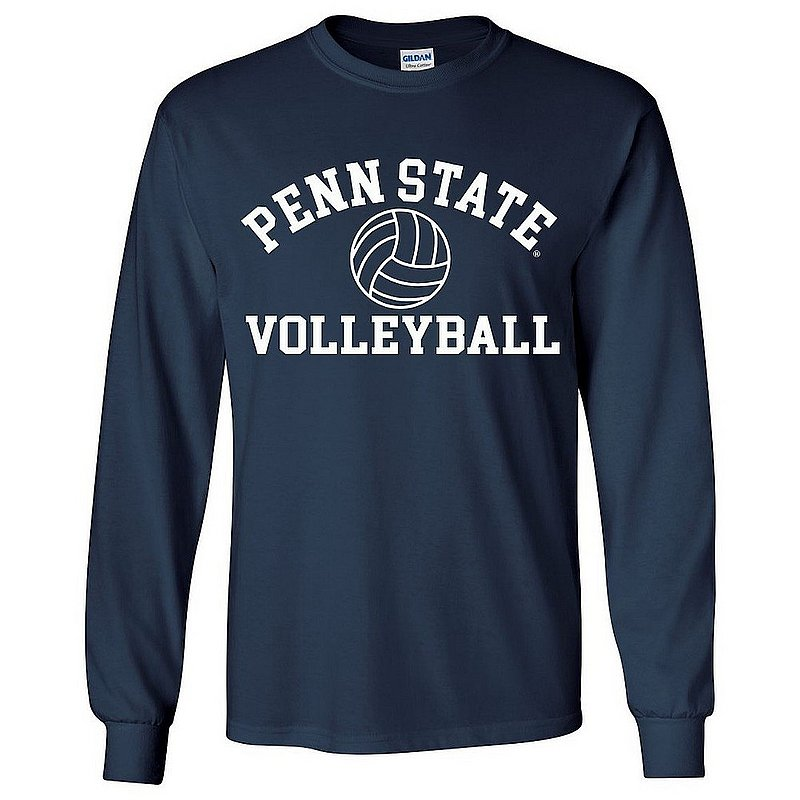 Penn State Nittany Lions Volleyball Long Sleeve Navy Nittany Lions (PSU)