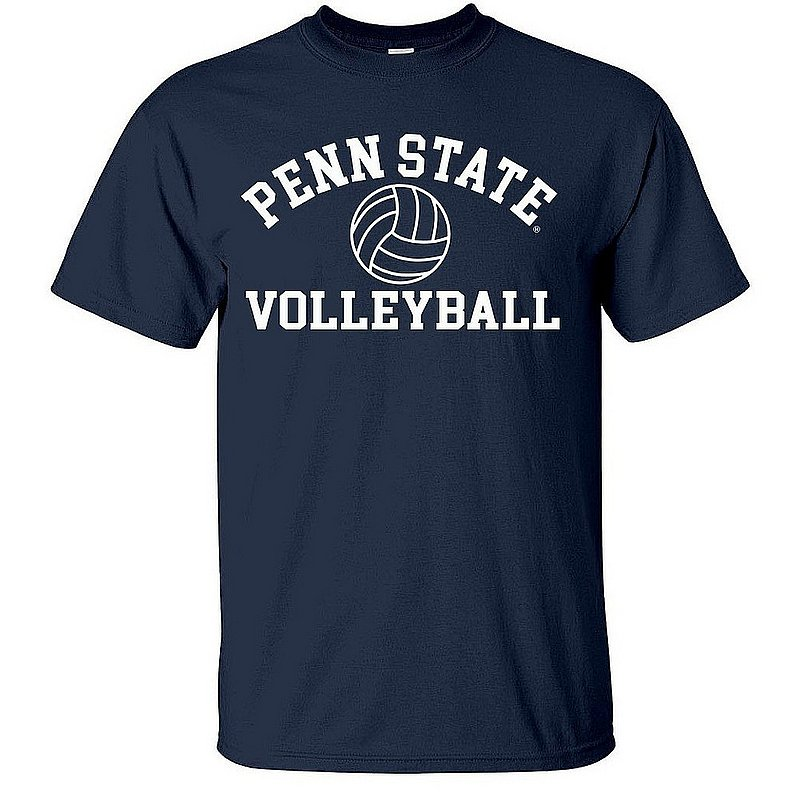 Penn State Nittany Lions Volleyball T-Shirt Navy Nittany Lions (PSU)