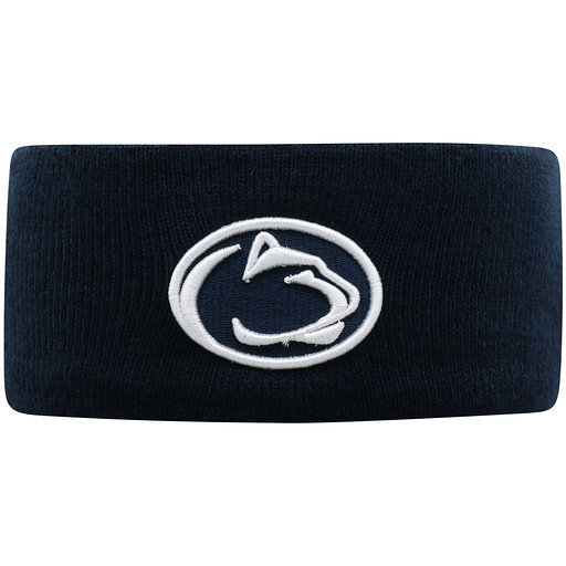 Penn State Nittany Lions Winter Head Band Navy