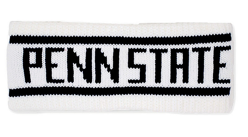 Penn State Nittany Lions Woven Head Band White Nittany Lions (PSU)