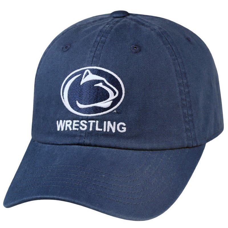 Penn State Nittany Lions Wrestling Hat Navy Nittany Lions (PSU)